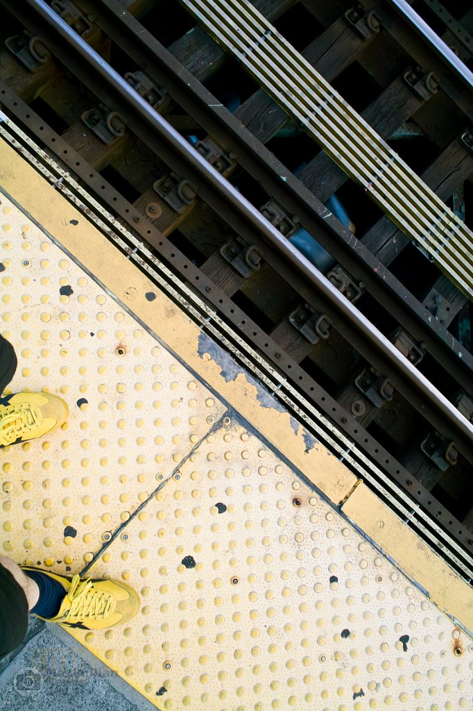 Marcy Av Station, Brooklyn, NY